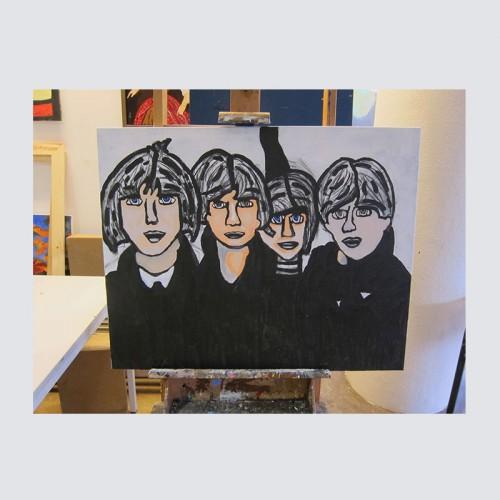 The-Beatles-Daniel-Scheurink-01